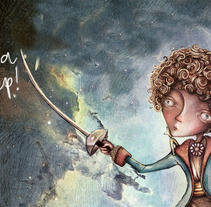 The Little Prince y Musicians of Bremen. A Illustration project by Antonio Lorente         - 21.08.2012