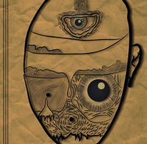 Entre Lineas. A Design&Illustration project by Ivan Rivera - 25-08-2012