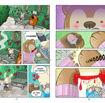 Bad Bear. Un proyecto de  de Marga Turnbull         - 28.08.2012