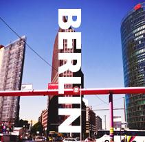 Berlín vertical. Um projeto de Fotografia de ENB eduard novellón ballesté         - 03.09.2012