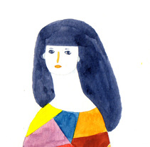 Watercolors. A Design, Illustration, and Advertising project by Alba Vilardebò         - 06.09.2012