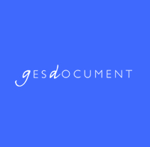 Gesdocument. A Design, and Advertising project by Iolanda Monge Martí         - 10.09.2012