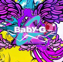 Baby G SHOCK. Um projeto de Ilustração de paul gavina         - 17.09.2012