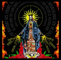 """Santa Muerte"". A Design project by Alfredo Valera Rotundo         - 20.09.2012"