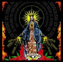 """""""Santa Muerte"""". Un proyecto de Diseño de Alfredo Valera Rotundo         - 20.09.2012"""