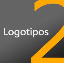Logotipos 2. Um projeto de Design, Ilustração e Informática de Eloy Pardo Rouco         - 04.10.2012