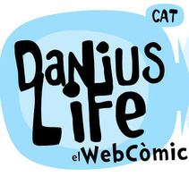 Danius Life CAT. A Illustration project by Dànius Dibuixant - Il·lustrador - comicaire         - 06.10.2012