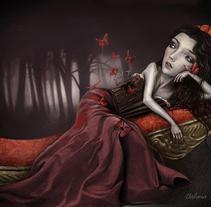 Portada libro. Un proyecto de Ilustración de Antonio  Lorente          - 06.10.2012