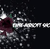 Airsoft store. A Design, Advertising, UI / UX&IT project by Hector Silvan de la Rosa         - 08.10.2012