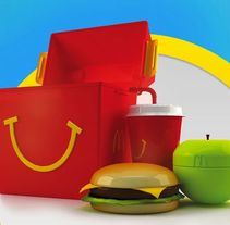 McDonald's (Media). A Advertising project by Carlos Toro         - 10.10.2012