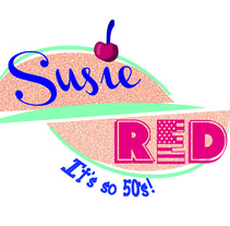 Susie Red. A Design, Illustration, and Advertising project by Rositsa Ivaylova Todorova         - 10.10.2012