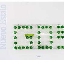 Concurso Pago Recycled Diseño y sostenibilidad. Um projeto de Design de Maceda Design         - 15.10.2012