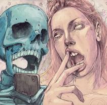 Lost in Limbo. A Illustration project by Josan Gonzalez         - 28.10.2012