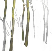 El futuro es un bosque. A Illustration project by María Simó - 29-10-2012