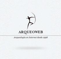 Arqueoweb, revista de arqueología online. Un proyecto de UI / UX, Dirección de arte, Br, ing e Identidad, Diseño gráfico, Arquitectura de la información, Diseño Web y Desarrollo Web de Marcos  Huete Ortega - 29-10-2012