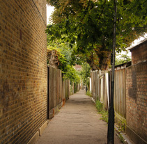 Parks in LoNDoN. A Photograph project by Merce Bergada         - 18.11.2012