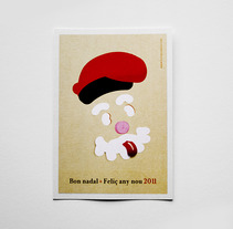 Ilustración Postal de Navidad'11. Um projeto de Design e Ilustração de Tomás Castro         - 20.11.2012