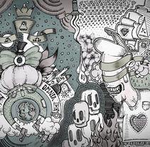 Ilustración Illuminati. A Illustration project by Sergio Galarza - 21-11-2012