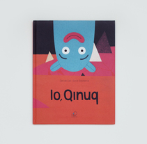 Io, Qinuq. A Illustration project by Leire Salaberria - 22-01-2014