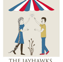 The Jayhawks poster. A Illustration project by Estibaliz Hernández de Miguel         - 02.12.2012