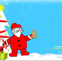 Xmas campaign for MIROCCO - Desktop & Flash video. A Design, Illustration, Advertising, Film, Video, and TV project by Domnina VS - 14-12-2012