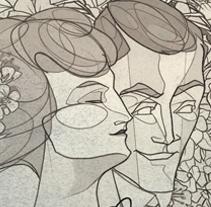 """""""La Flor y Nata"""". A Design&Illustration project by Javier Jubera García - 01.10.2013"""