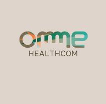 omme healthcom. Un proyecto de Diseño y Publicidad de alvaro herranz bordehore         - 22.01.2013