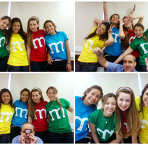 m&m´s . A  project by Luisa Fernanda Restrepo Vargas - 29-01-2013
