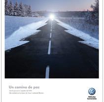 Navidad Volkswagen. A Design project by Abner Recinos Mejia         - 04.02.2013