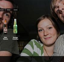 Pivovar Barcelona. Un proyecto de Diseño y Desarrollo de software de La Teva Web Diseño Web  - Martes, 05 de febrero de 2013 12:50:03 +0100