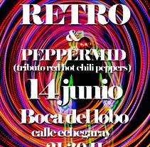 Carteleria Still Retro. Un proyecto de Diseño e Ilustración de adrian balanza blaya - 11-02-2013