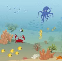 Ilustraciones Centro Sanar . A Design&Illustration project by Patricia Pagnucco - Feb 28 2013 04:56 PM