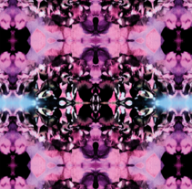 Digital Fantasy. A Design project by Mo Textile Design - Mar 11 2013 06:16 PM