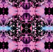Digital Fantasy. A Design project by Mo Textile Design - Mar 11 2013 06:16 PM