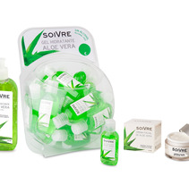 CREMA SOIVRE ALOE VERA. A Design project by Mar Pino - 14-03-2013