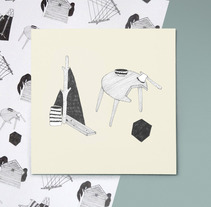 Mood Woods. A Design&Illustration project by Bernat Solsona         - 30.03.2013