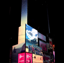 TURISMO DE PERU en TIMES SQUARE. A Advertising, Motion Graphics, Installations, Photograph, Film, Video, TV, and UI / UX project by Juanjo Ocio         - 05.04.2013