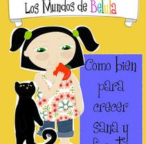 Belula. A Illustration project by Mia Charro - Apr 10 2013 11:10 AM
