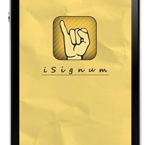 iSignum. A Design, Software Development, Photograph, Film, Video, and TV project by Iker Sesma Martínez - 11-04-2013