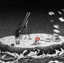 Altea. Un proyecto de Ilustración de Rafael Jaramillo - Lunes, 10 de junio de 2013 00:00:00 +0200