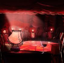 Cabecera festivales. Un proyecto de Diseño, Ilustración, Cine, vídeo y televisión de Jose Miguel Balbuena Heredia - 25-04-2013