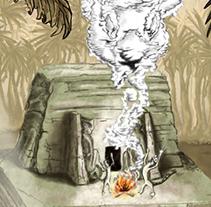 Ilustración. A Illustration project by Fransuá de Lima         - 16.02.2014
