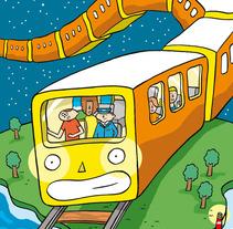 En Babia Comunicación. Cómic Infantil/Juvenil. Un proyecto de Comic de Miguel B. Núñez         - 26.04.2013
