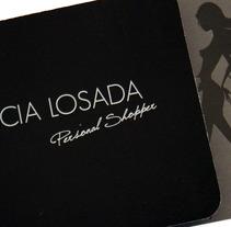Tarjeta Personal Shopper. Un proyecto de Diseño y Publicidad de Comunicación Visual - 01-05-2013