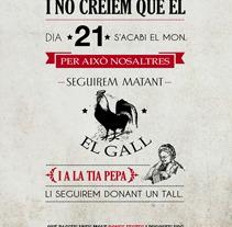 Nadal 2012. Un proyecto de Diseño y Publicidad de xavi malet mumbrú - 09-05-2013