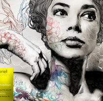 Gabriel Moreno Gallery - Tienda online. Un proyecto de Desarrollo de software de jonathan martin - 13-05-2013