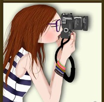 Click. A Illustration, Advertising, and Photograph project by Verónica G. Valencia         - 25.05.2013