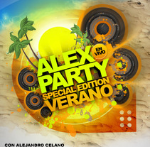 Diseño de flyer. A Design project by Jorge Vila - 28-05-2013