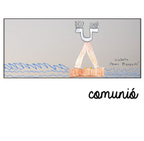 comunió. A Design&Illustration project by Mar Aragonès         - 11.06.2013