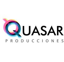 Logo para Quasar Producciones. Un proyecto de Diseño de Marian Lopez         - 19.06.2013